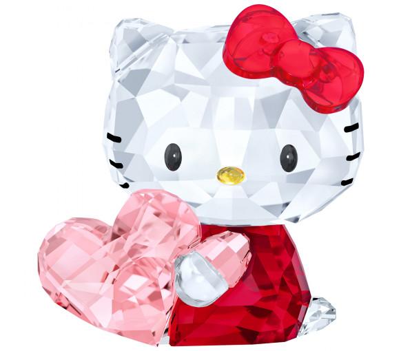 Swarovski Hello Kitty Herz in Pink - 5135886