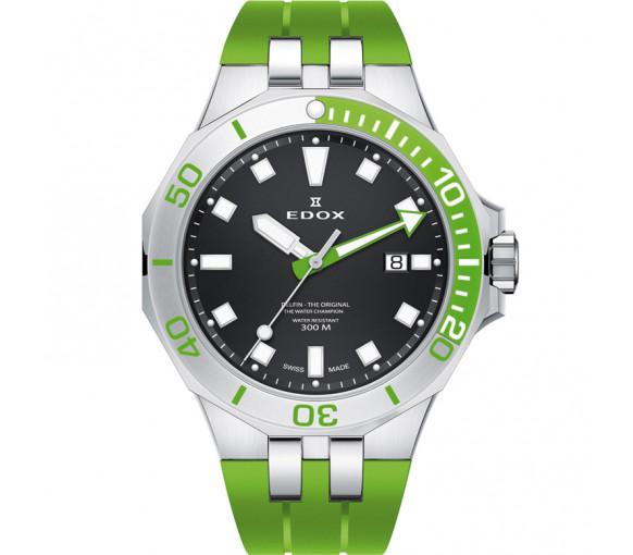 Edox Delfin Diver Quartz - 53015 3VCA NIN