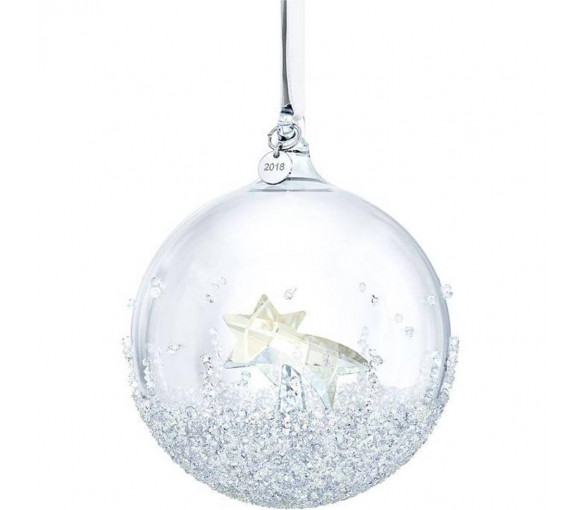 Swarovski Christmas Ball Ornament 2018 - 5377678