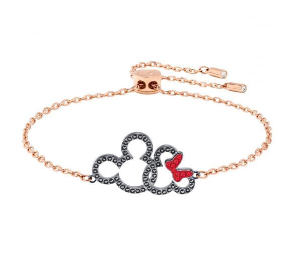 Swarovski Mickey & Minnie Armband - 5435138