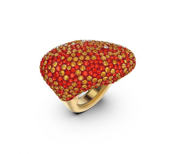 Swarovski The Elements Orange Ring