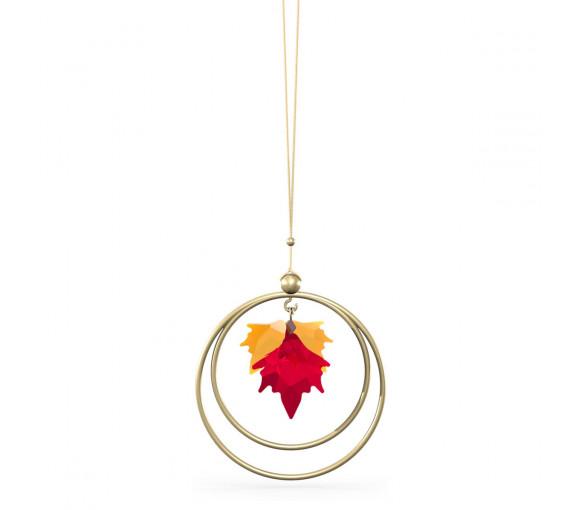 Swarovski Garden Tales Autumn Leaves Ornament - 5594494