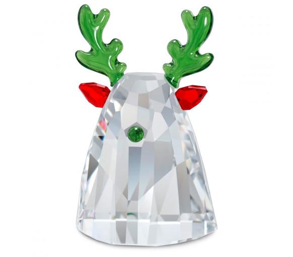 Swarovski Holiday Cheers Reindeer Ornament - 5596384