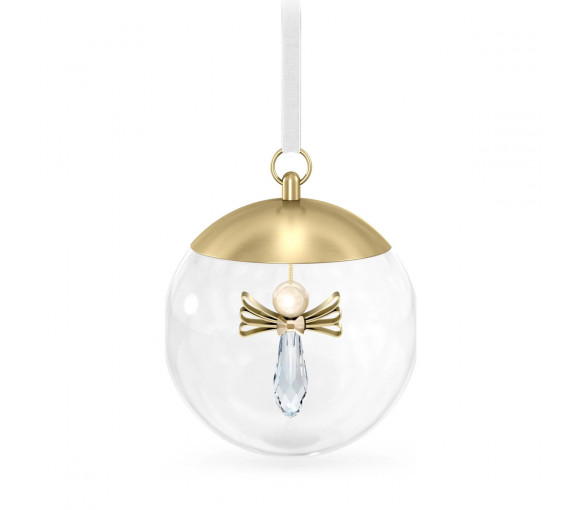 Swarovski Holiday Magic Angel Ball Ornament - 5596404