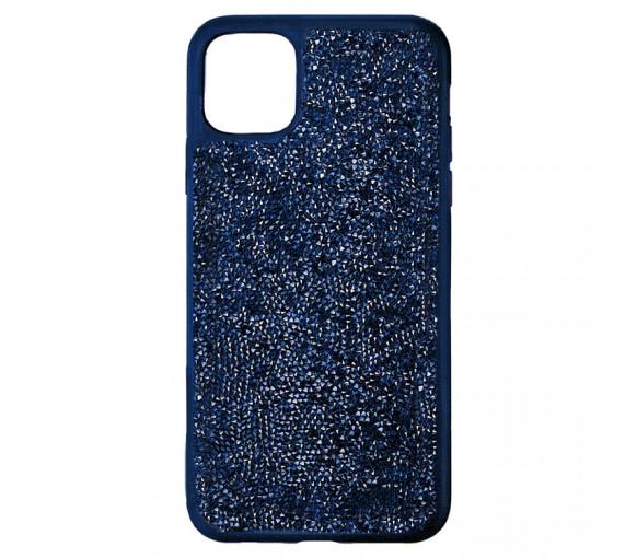Swarovski Glam Rock Blue iPhone Case