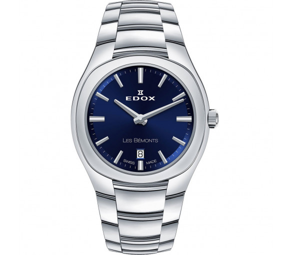 Edox Les Bémonts Date - 57004 3 BUIN