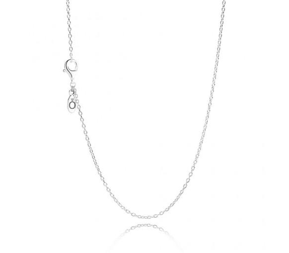 Pandora Halskette Silber - 590515-45
