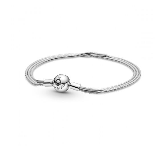 Pandora Multi Snake Chain Armband - 599338C00