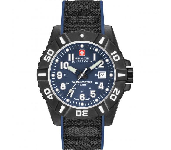Swiss Military Hanowa Black Carbon - 06-4309.17.003