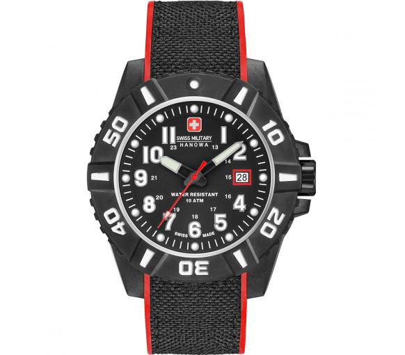Swiss Military Hanowa Black Carbon - 06-4309.17.007.04