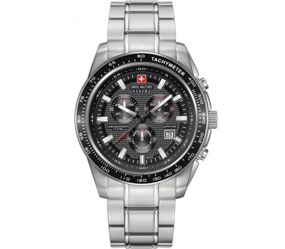 Swiss Military Hanowa Crusader Chrono - 06-5225.04.007