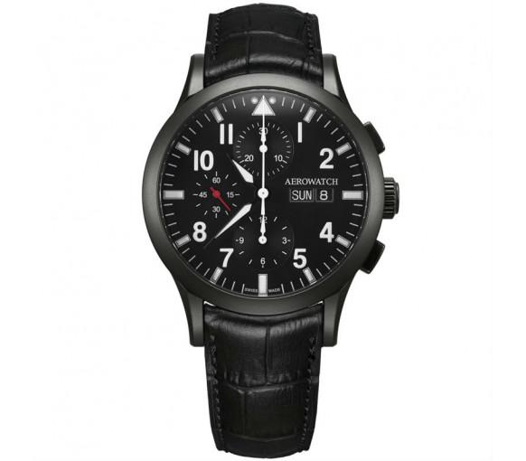 Aerowatch Les Grandes Classiques Chrono Automatic - A 61948 NO03