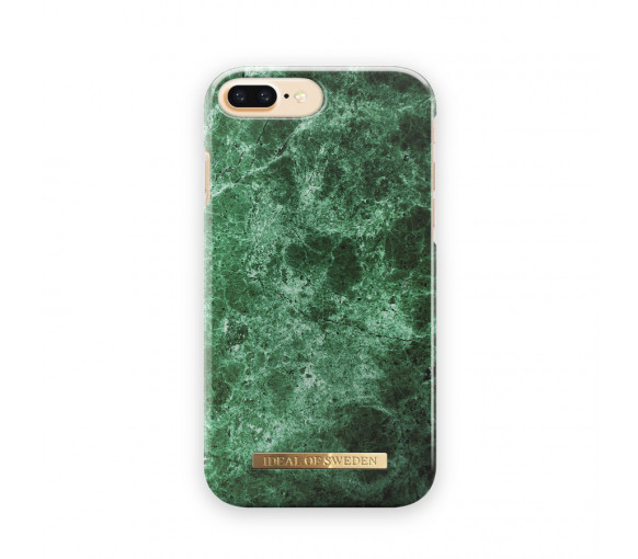 iDeal of Sweden Fashion Case Green Marble