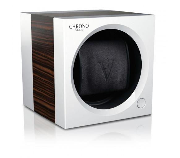 Chronovision One Bluetooth Makassar Seidenmatt Weiss Seidenmatt - 70050/101.18.12