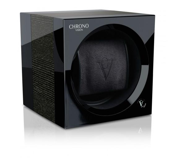 Chronovision One Bluetooth Argento Hochglanz Schwarz Hochglanz - 70050/101.21.11