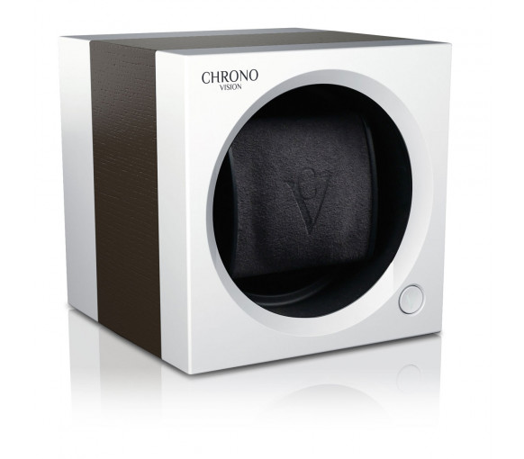 Chronovision One Bluetooth Eiche Seidenmatt Weiss Seidenmatt - 70050/101.22.12