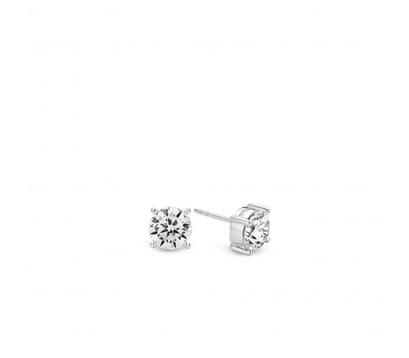 Ti Sento Earrings - 7321ZI