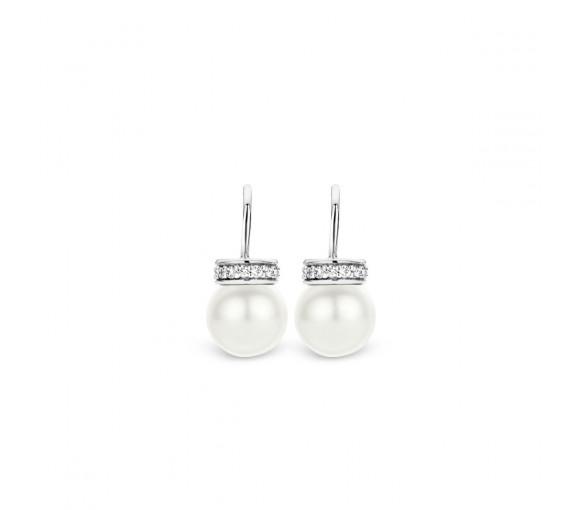 Ti Sento Earrings - 7528PW