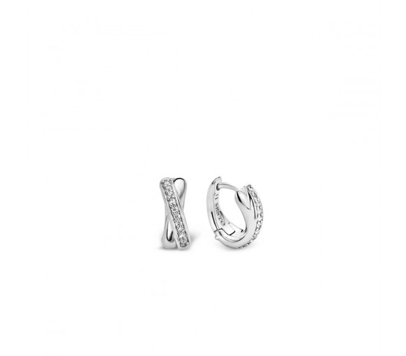 Ti Sento Earrings - 7667ZI