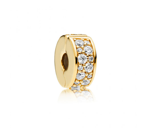 Pandora Shine Shining Elegance Clip Charm - 767164CZ