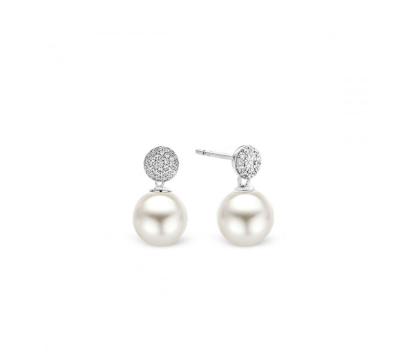 Ti Sento Earrings - 7721PW