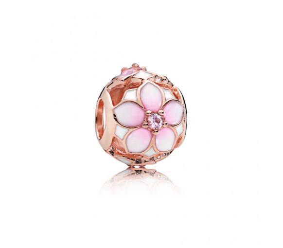 Pandora Magnolia Bloom Charm - 782087NBP