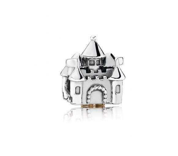 Pandora Märchenschloss Charm - 791133PCZ