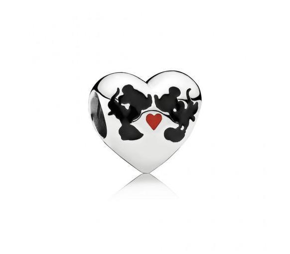 Pandora Disney Micky & Minnie Forever Charm - 791443ENMX