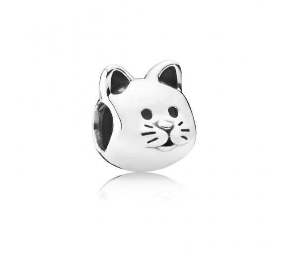 Pandora Neugieriges Kätzchen Charm - 791706
