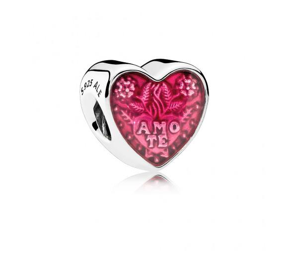 Pandora Liebesbotschaft Charm - 792048EN117