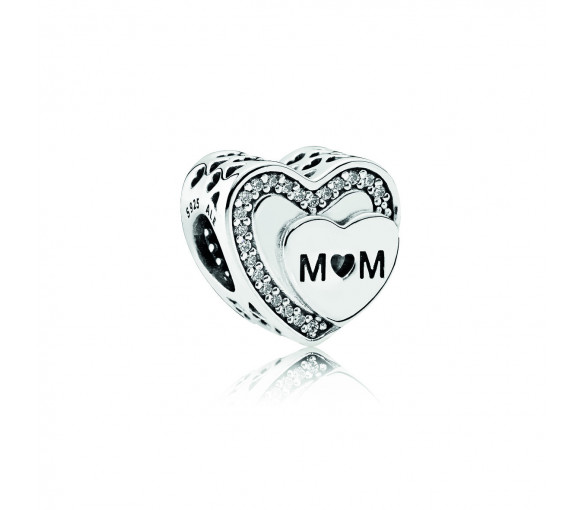 Pandora Mom Charm - 792070CZ