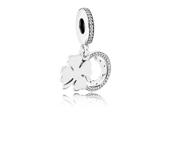 Pandora Glückstag  Charm - 792089CZ