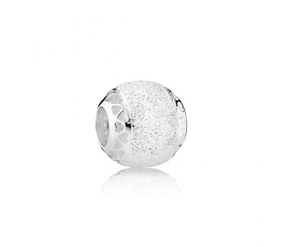 Pandora Glitzernde Herzen Charm - 792097