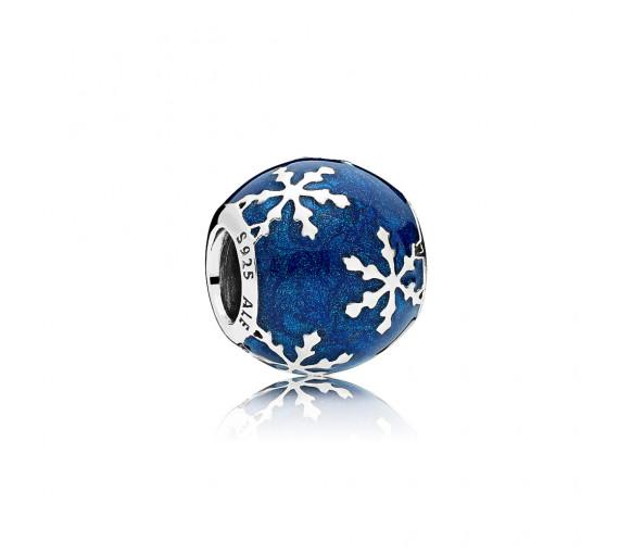 Pandora Winterliche Freude Charm - 796357EN63