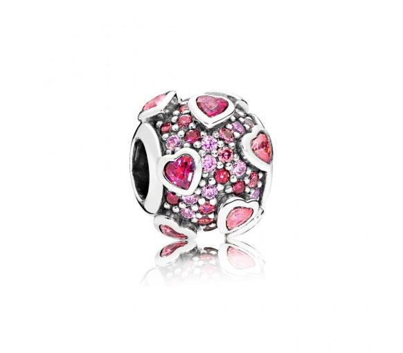 Pandora Glücksgefühle Charm - 796555CZSMX