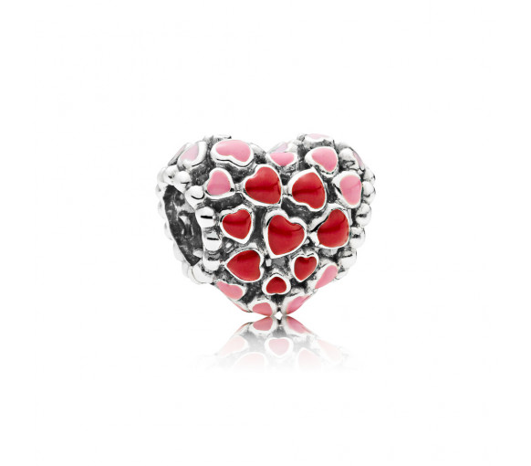 Pandora Wahre Liebe Charm - 796557ENMX