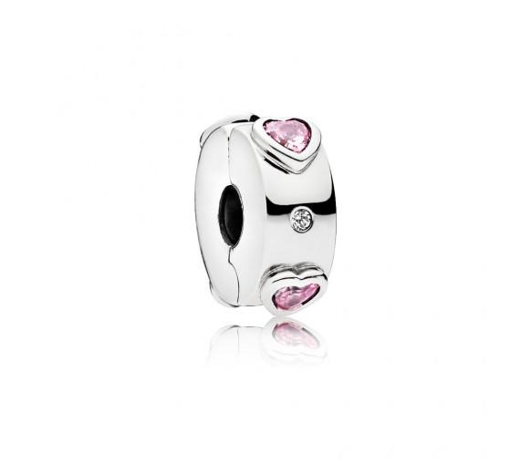 Pandora Glücksgefühle Clip Charm - 796591FPC