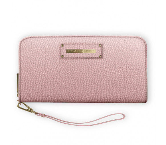 iDeal of Sweden Chelsea Wristlet Saffiano Pink - IDCWS-51