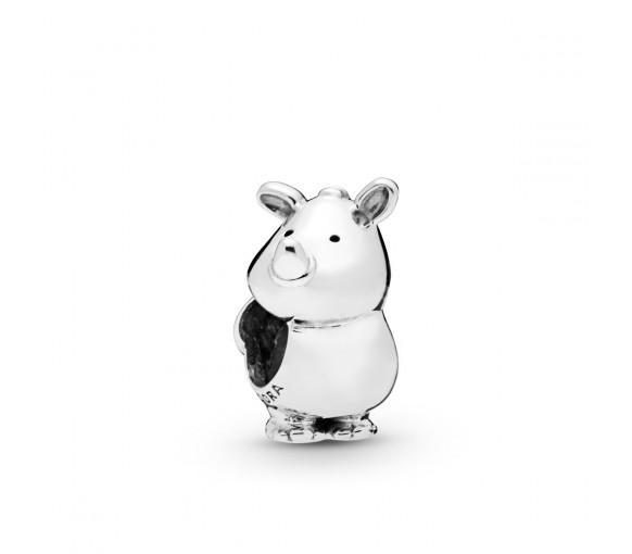 Pandora Rhinoceros Charm - 798023
