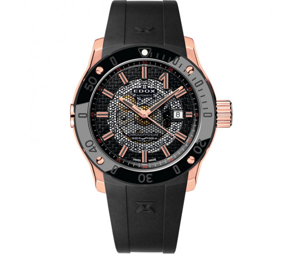 Edox CO-1 Offshore-1 Profssional - 80099 37R NIR