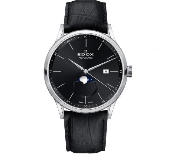 Edox Les Vauberts La Grande Lune Automatic - 80500 3 NIN