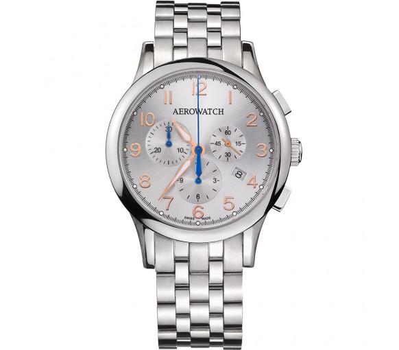 Aerowatch Les Grandes Classiques Chrono Quarz - A 83966 AA01 M