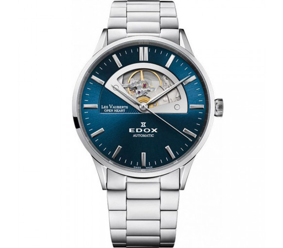 Edox Les Bémonts Open Heart Automatic - 85014 3M BUIN
