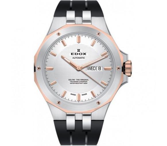 Edox Delfin Day Date Automatic - 88005 357RCA AIR