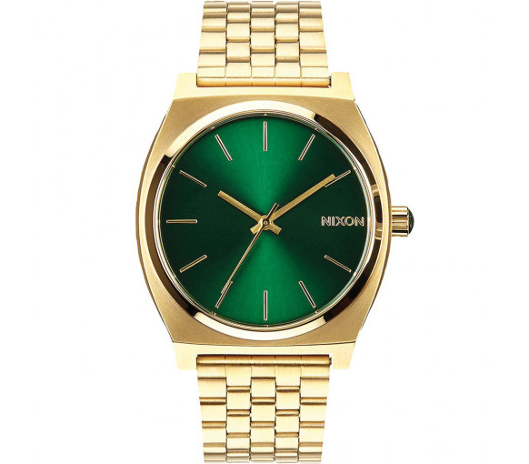 Nixon Time Teller Gold Green Sunray - A045-1919-00