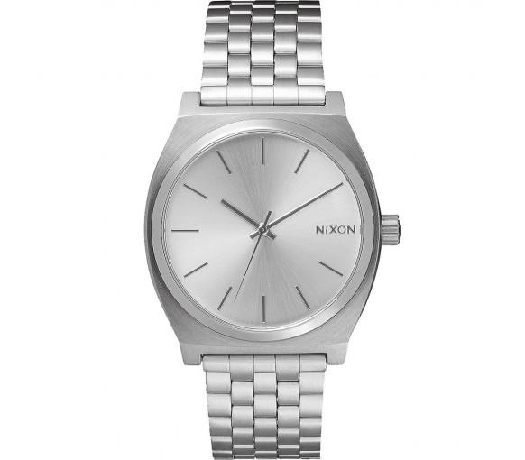 Nixon Time Teller All Silver - A045-1920-00