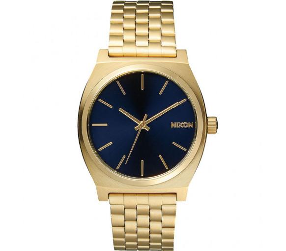 Nixon Time Teller All Light Gold Cobalt - A045-1931-00