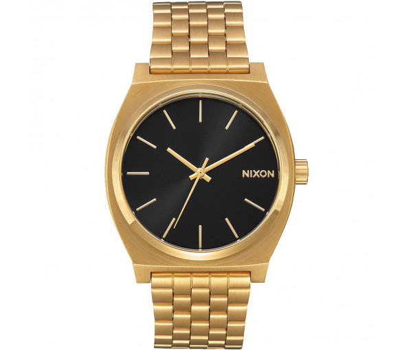 Nixon Time Teller All Gold Black Sunray - A045-2042-00