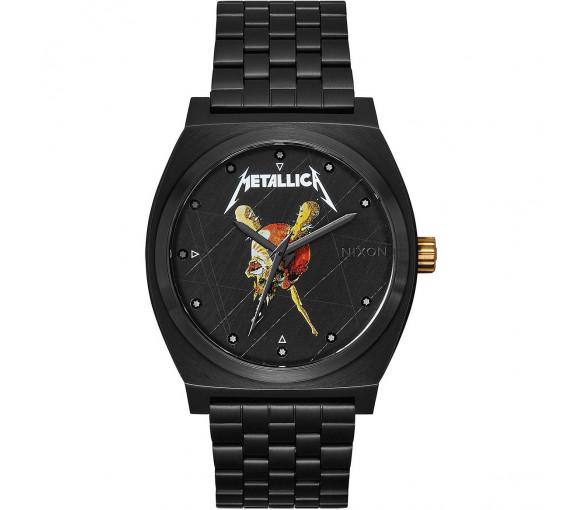 Nixon Time Teller Pushead - A045-3108-00