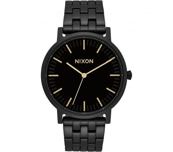 Nixon Porter All Black Gold - A1057-1031-00